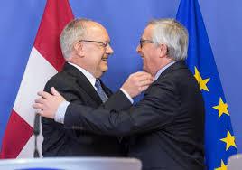 Bildresultat för EU Commission Juncker Schneider-Ammann pictures