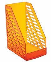<b>Лоток вертикальный STAMM</b> XXL тонированный оранжевый ...