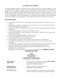 a resume outline   reference letter for employee chefa resume outline resume outline worksheet connecticut department simple resume outlines by pgallo