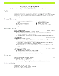 well written resumes examples cipanewsletter cover letter example of a well written resume samples of a well