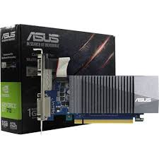 <b>Видеокарта ASUS GeForce</b>® GT 710 1 Гб GDDR5 (GT710-SL ...