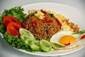 Hasil gambar untuk gambar nasi goreng spesial