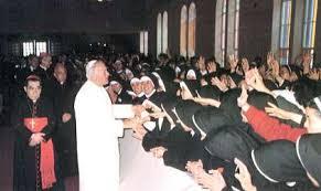 「1981年 - ローマ教皇ヨハネ・パウロ2世が来日」の画像検索結果