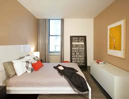 bedroom furniture nyc photo gallery modern rental apartment bedroom furniture design  broad financial dist