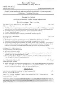 resume sample for electrician job   example good resume templateresume sample for electrician job