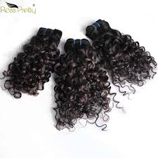 <b>Ross Pretty Remy</b> Italy Curly <b>Hair</b> bundles with frontal Pre Plucked ...