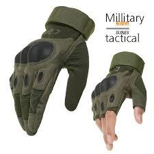 Полу-палец полный палец военно-<b>тактические Перчатки</b> ...