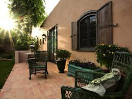 raised paver patio outdoor design inspiration old world style dp robert mission patio sxjpgrendhgtvcom old world sty