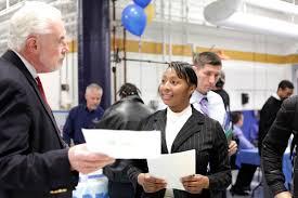 career fairs college transfer workshops benjamin franklin careerfair023