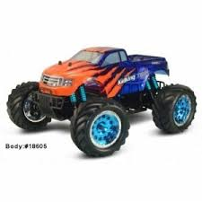 Купить <b>HSP Electric</b> Off-Road KidKing TOP 4WD 1:16 2.4Gr ...