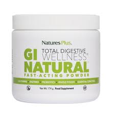 Nature's Plus <b>GI</b> Natural Fast-Acting Powder - 174g