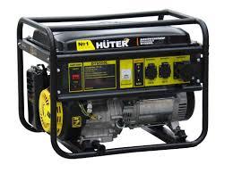 <b>Генератор бензиновый Huter DY9500L</b> – купить в Москве, цена ...