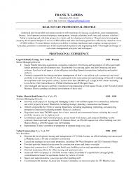 sample resume for real estate agent  seangarrette coapartment leasing agent resume sample real estate professional  x