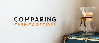 Comparing Chemex Recipes - Prima <b>Coffee</b>