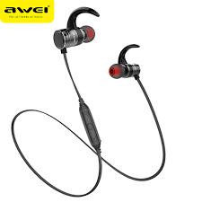 <b>AWEI AK7</b> Wireless Headphone Bluetooth Earphone For Phone ...