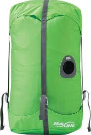 <b>Гермомешок Sealline BlockerLite</b> Dry Compress, 10267, зеленый ...