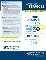 tarpon opens new career services and transfer hub the sandbox news menu of services 1 page 001