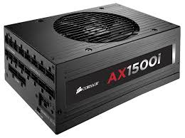 AX1500i Digital ATX <b>Power</b> Supply — 1500 Watt Fully-Modular PSU
