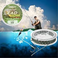 5m lot fishing line pearls