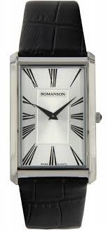 <b>Часы Romanson TL 0390 MW</b>(WH) купить. Официальная ...