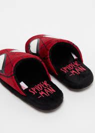 Slippers with <b>Marvel Spider-Man print</b> | OVS-ES