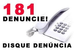 Telefones do Disque Denúncia em seu Estado
