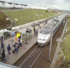 Gare de Calais-Fréthun