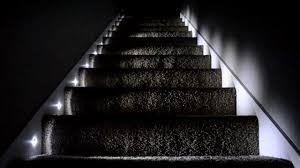 titan homes stair lighting automatic led stair lighting