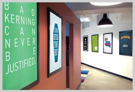 glantz office hallway best office posters