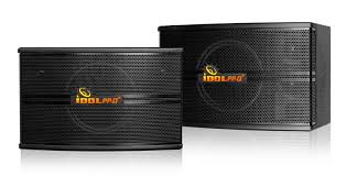 IDOLpro <b>500W</b> Professional <b>High</b> Fidelity Vocal Karaoke Speakers ...