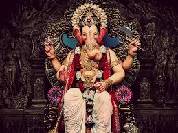 Wonderful lord ganesha big wallpapers