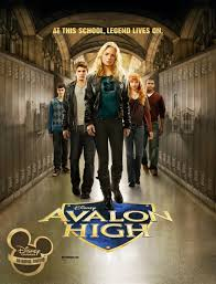 Avalon High A Lenda do Rei Arthur Online Dublado