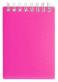 """<b>Блокнот Hatber</b> """"<b>DIAMOND</b> NEON"""" розовый 80 листов в клетку ..."""