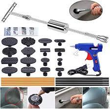 YOOHE Paintless Dent Repair <b>Puller Kit</b> - Dent <b>Puller Slide Hammer</b> ...