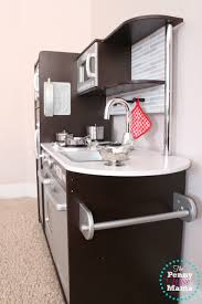 kidkraft expresso kitchen we also really like that the kitchen blends in and looks nice with the