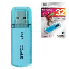 Купить <b>Флэш</b>-<b>диск 32 GB</b>, <b>SILICON POWER</b> Helios 101, USB 2.0 ...