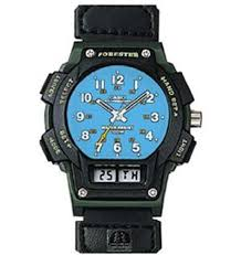 Casio Sports Ana <b>Digi</b> Watch with Alarm El Backlight and <b>100</b> Mtr ...