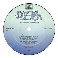 The Power Of Poetry EP   DJ Soch   Lobster Theremin