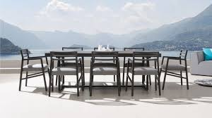 Elite <b>9</b>-<b>piece Outdoor Dining</b> Set With Blaze Chairs - Lavita Furniture ...