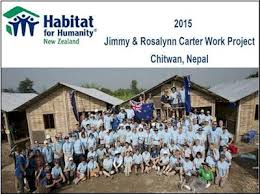Marty's participation in the Habitat for Humanity Nepal House Build ...