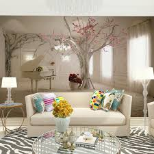 d decor furniture: aliexpresscom buy europe interior murals wallpaper for walls  d decor for living room girls room bedroom wall decals from reliable mural sticker