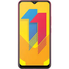 <b>Vivo Y11</b> (<b>3GB 32GB</b>, <b>Agate</b> Red)