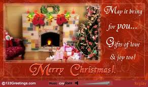 Christmas Cards, Free Christmas eCards, Greeting Cards | 123 ...