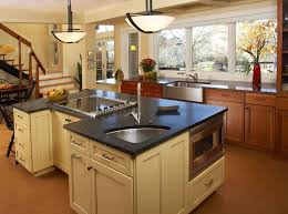 countertops popular options today: soapstone counter soapstone countertop modern kitchen with cherry cabinets corner sink and honed granite i g is iregrp iv