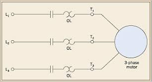 magnetic motor starter basics