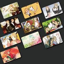 10 Pcs/set New <b>Natsume Yuujinchou</b> Stickers Toys Japanese <b>Anime</b> ...