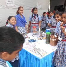 bharat education society s karthika high school amp junior college funfair
