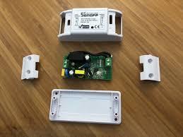 <b>Sonoff Basic R2</b> + Tasmota (no solder) | by Jordan Rounds | Medium