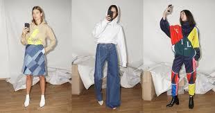 Все обсуждают джинсы <b>Ksenia Schnaider</b> с разными штанинами ...