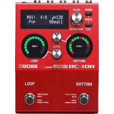 <b>Педаль эффектов BOSS RC-10R</b>